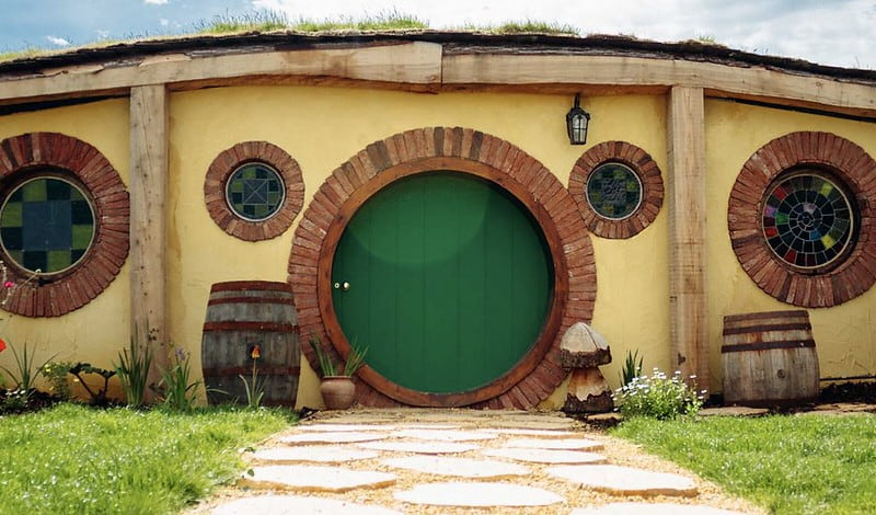 Stay in the Hobbit House at North Shire.