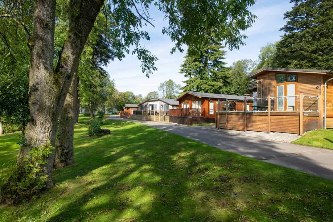 The luxurious White Acres Lodges perfect for a family escape to Cornwall.