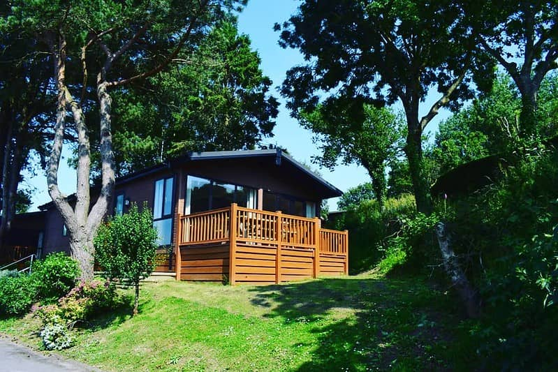 Cosy family-friendly lodge for a perfect staycation in Dorset.