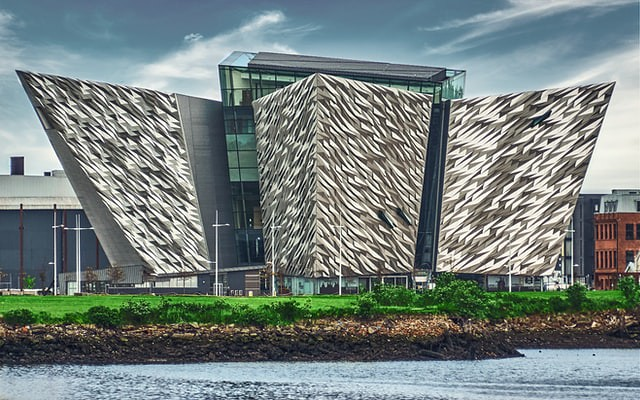 Image of the Titanic Museum