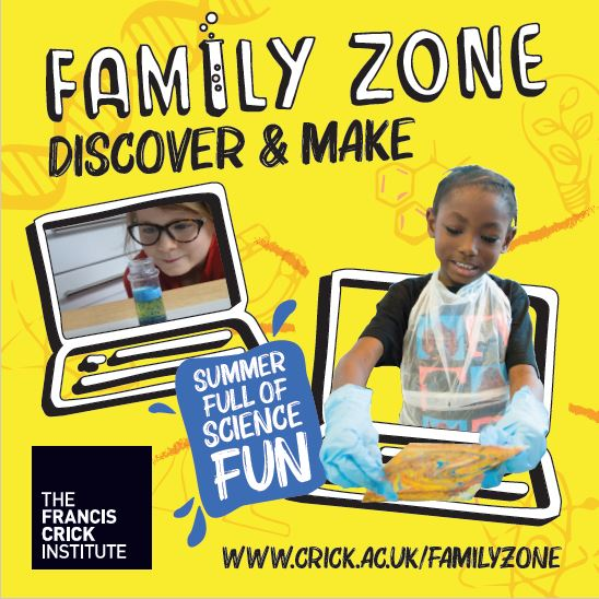 Francis Crick Centre science activities