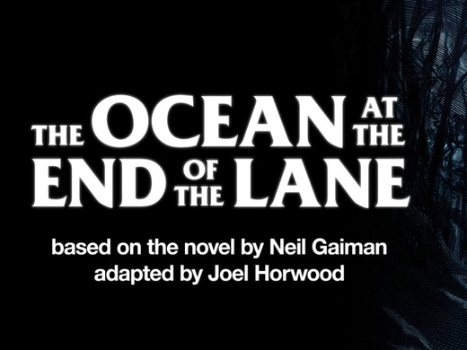 Poster for The Ocean at the End of the Lane.