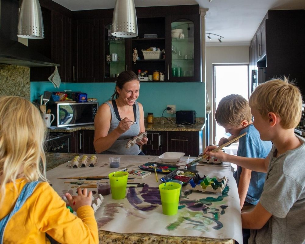 A teacher's guide to relaxed homeschooling.