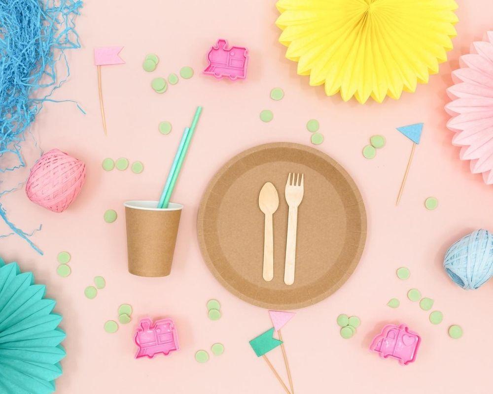 Eco party materials
