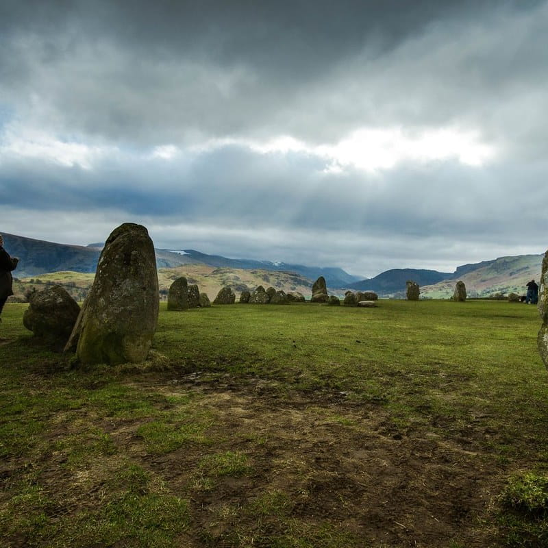 Castlerigg in the Lake District.