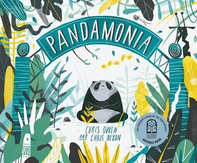 Cover of 'Pandamonia' by Chris Owen.