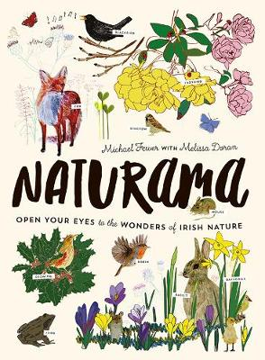 Cover of 'Naturama' by Micheal Fewer.