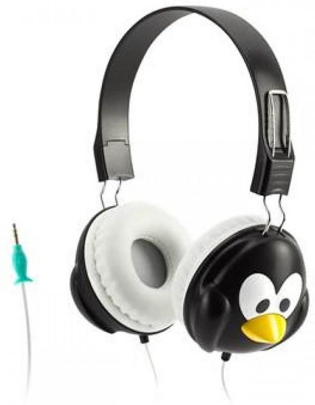 Penguin headphones.