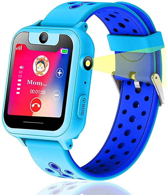 Blue Kids GP Tracker Smart Watch.