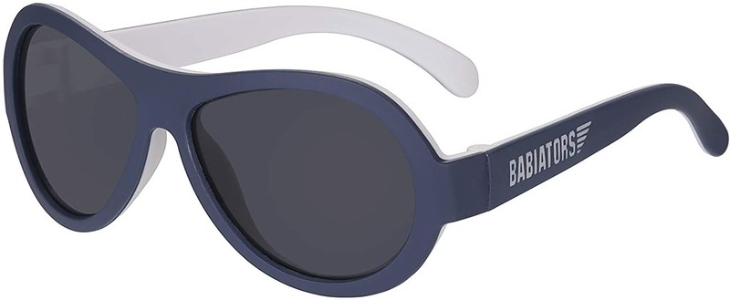 Blue Babiators Navigator Kids Sunglasses.
