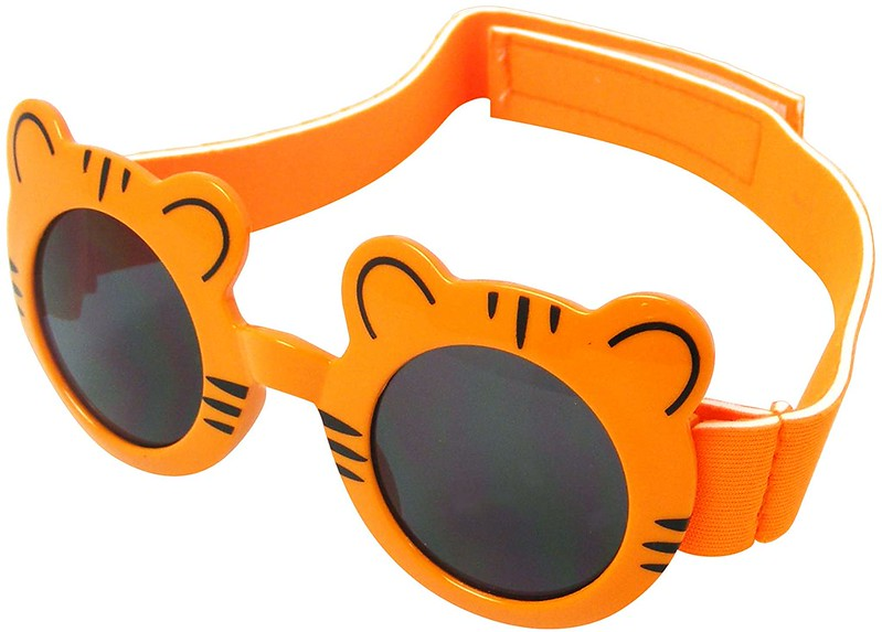 Tiger-themed Foster Grant Goggle Sunglasses.