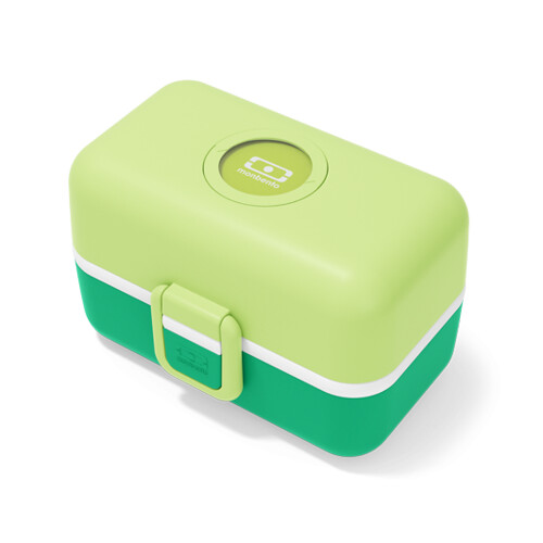 Green Monbento Kids Lunch Box.