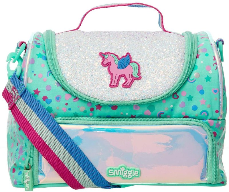 Unicorn-themed Smiggle Lunch Box.