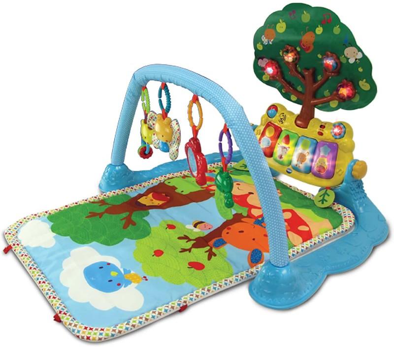 A VTech Baby Little Friendlies Glow And Giggle Play Mat.