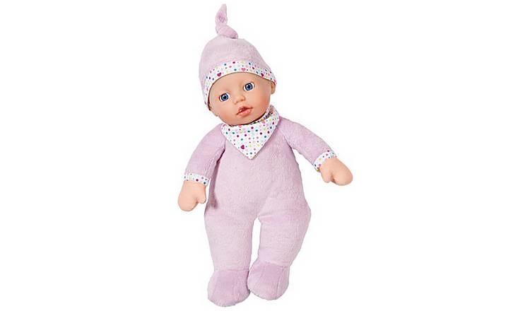 A Baby Born Doll.