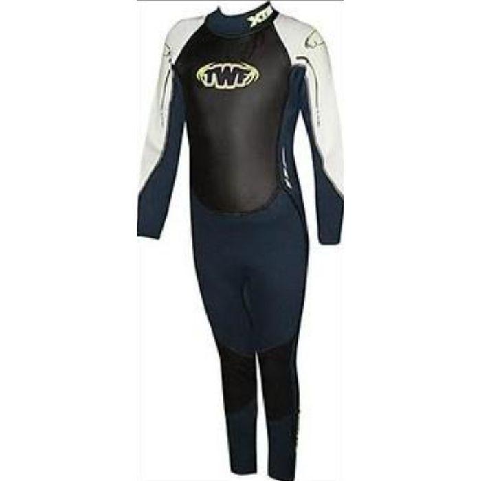 An XT3 Kid's Full Wetsuit.