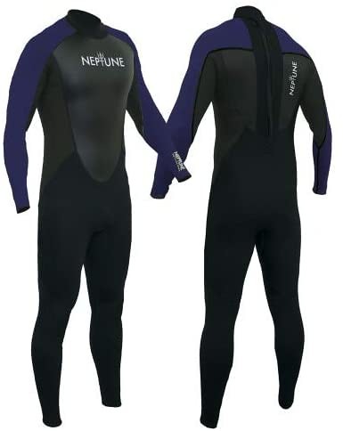 A 3/2mm Neptune Unisex Child's Wetsuit.