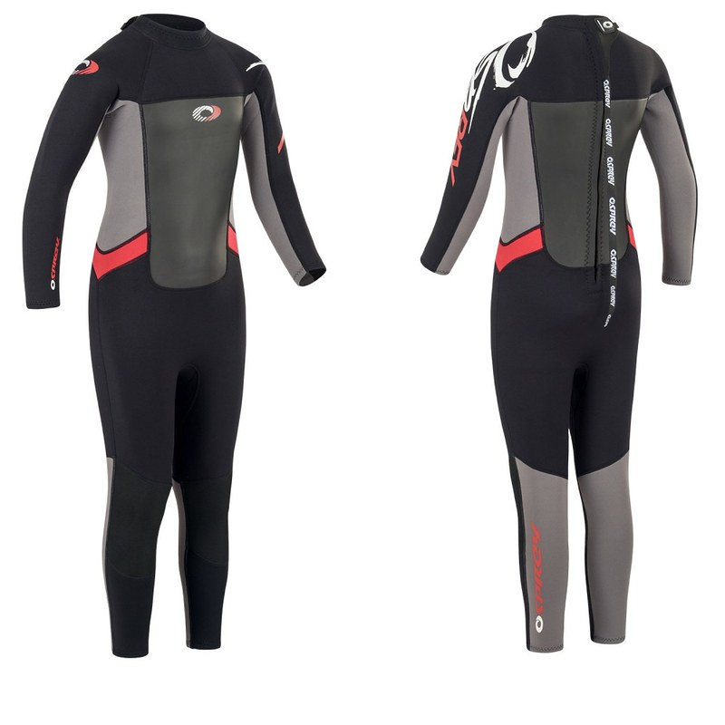 A 5MM Origin Full Length Wetsuit.