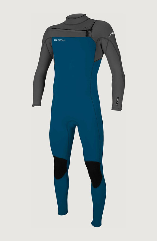 A Hammer 3/2mm Chest Zip Full Wetsuit Youth.