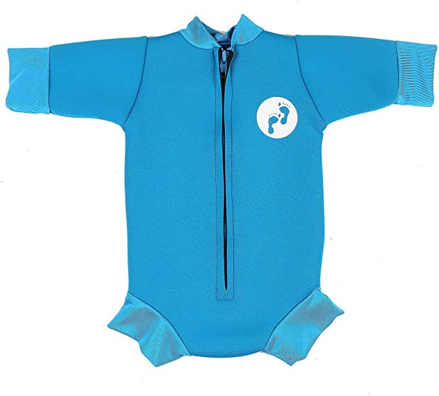 A Ultimate New Born Baby Wetsuit.