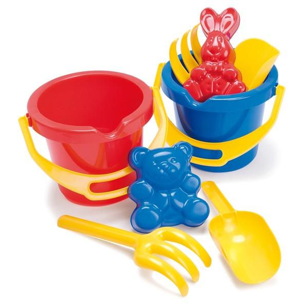A Smyths Toys Bucket Set Assortment.