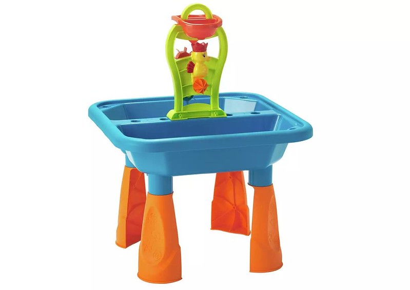 A Chad Valley Sand And Water Table.