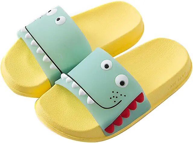 Dinosaur-themed Animal Non Slip Sliders.