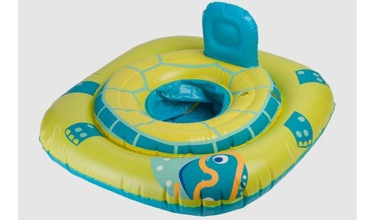 A Speedo Turtle Baby Swim Seat.