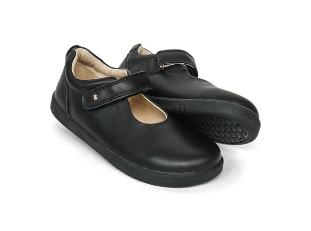 Delight Mary-Jane Girls' School Shoe By Bobux.
