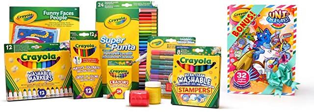 Crayola Super Colour Activity Kit.