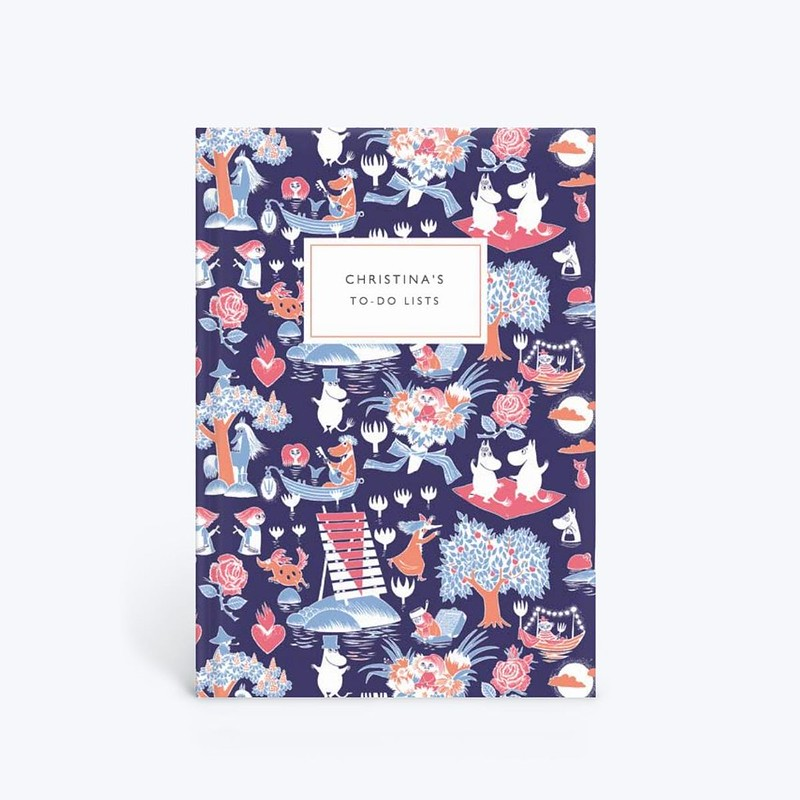 Moomin Archipelago Notebook by Papier.