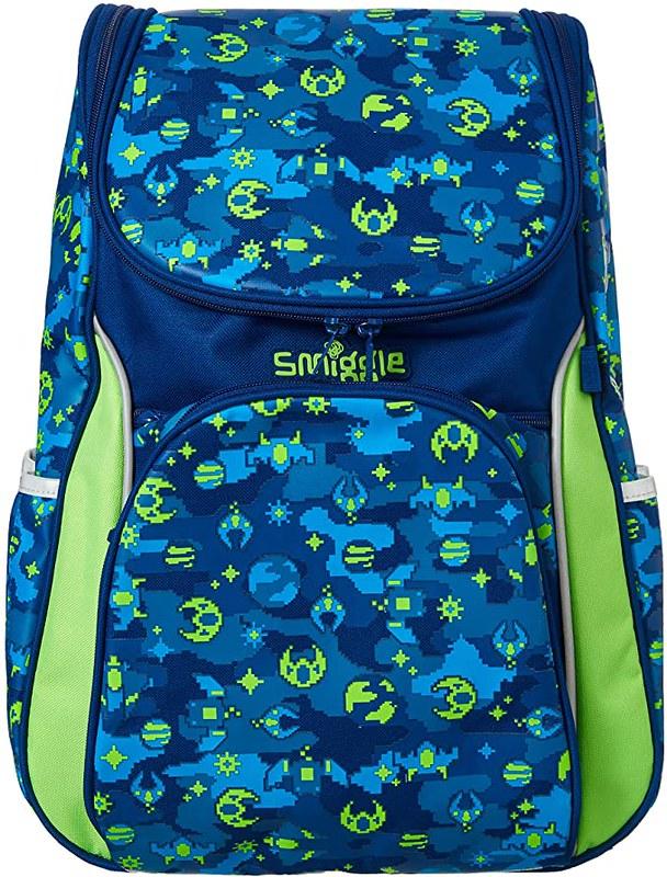 Old video game themed Seek School Backpack.