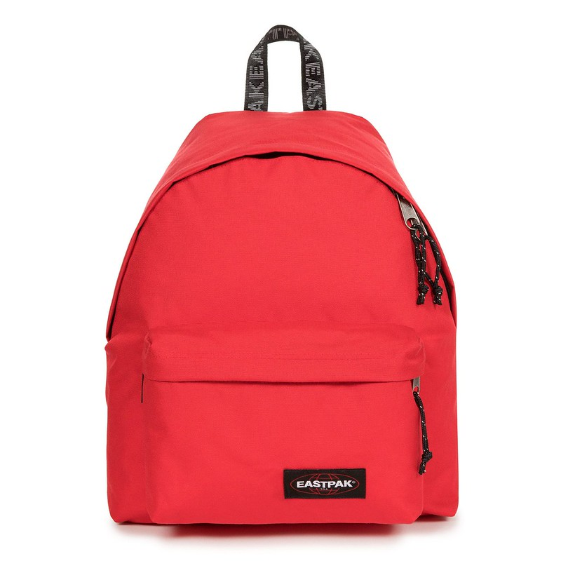 Red Padded Pak'r Backpack.