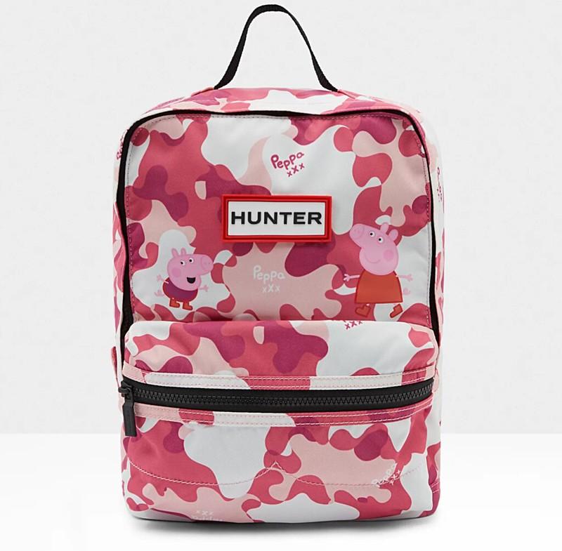 Camo-themed Original Kids Peppa Pig Backpack.