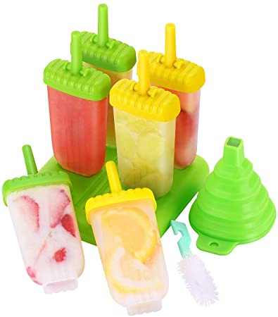 Topelek Ice Lolly Moulds.