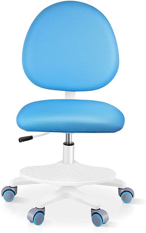 Blue Children's Office Chair.
