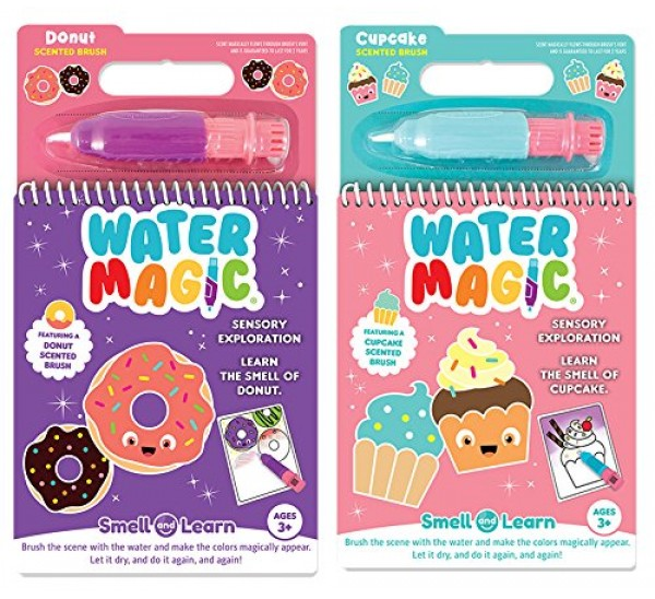 Water Magic Colouring Books.