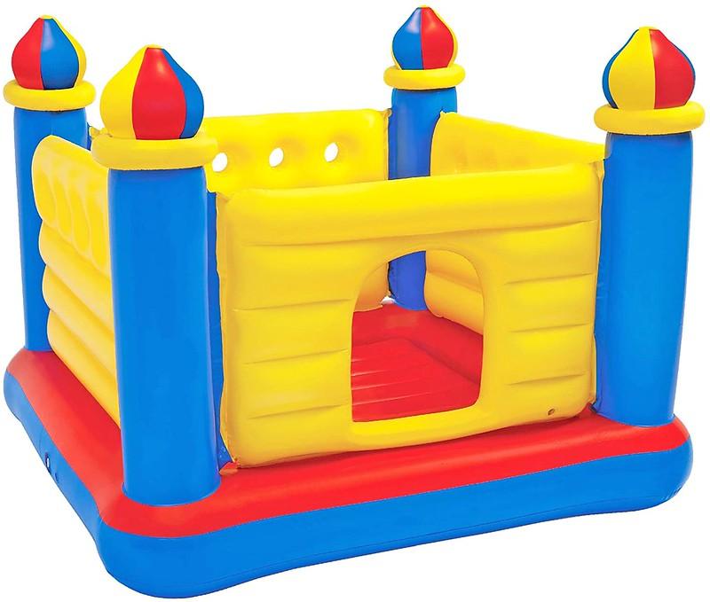 Jump-O-Lene Castle Bounce House.