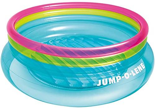 Greenfield Jump-O-Lene Indoor Inflatable.