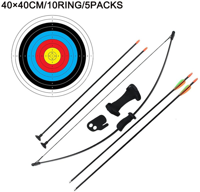 Outdoor Shooter Youth Recurve Training Toy.