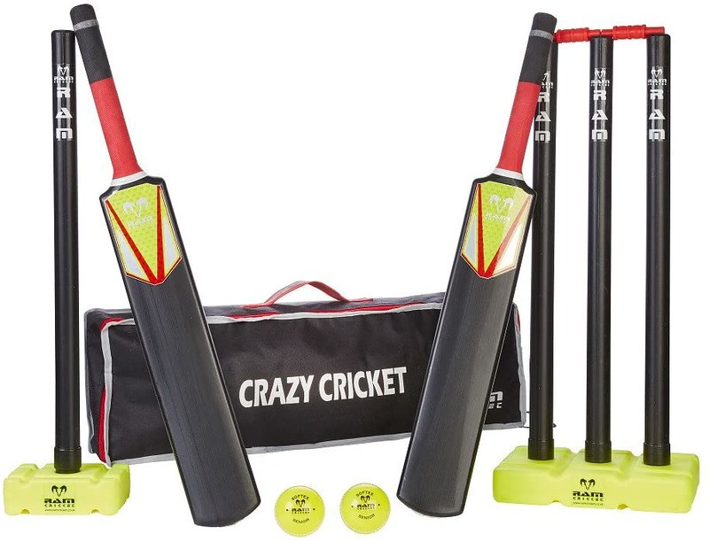 Ram Crazy Cricket Set.