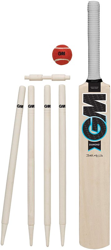 GM Cricket Diamond Set.