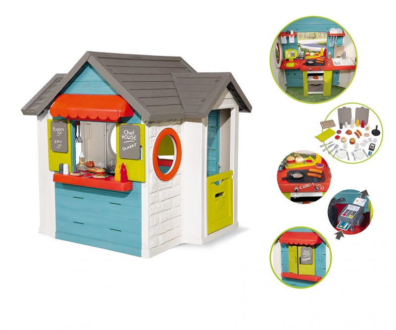 Smoby Chef Playhouse.