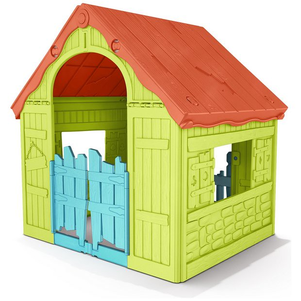 Chad Valley Foldable Wendy Playhouse.