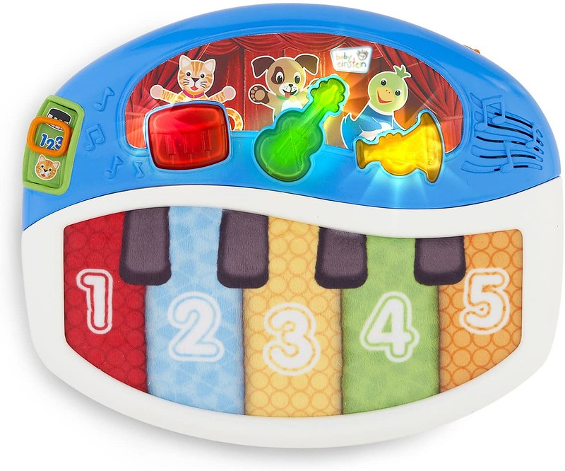 Baby Einstein Discover And Play First Piano.