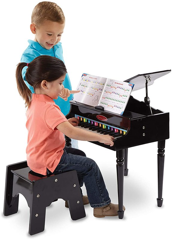 Melissa And Doug Grand Piano.