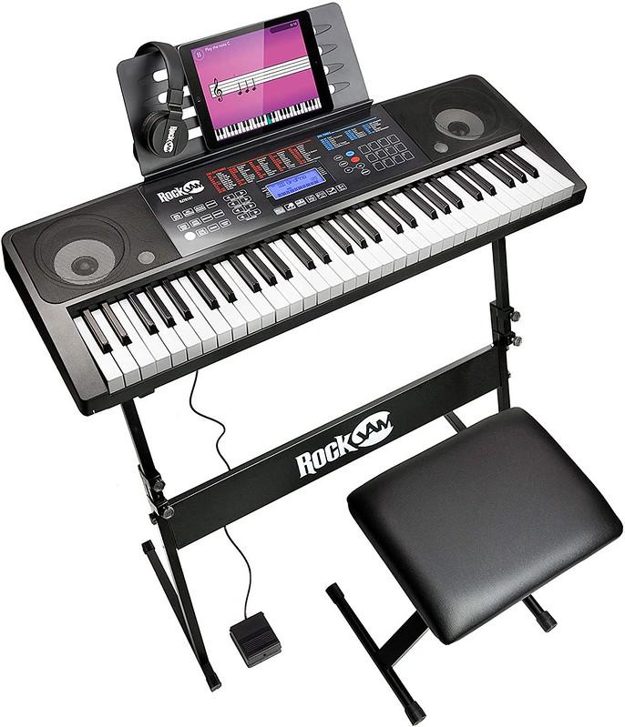 RockJam Keyboard.