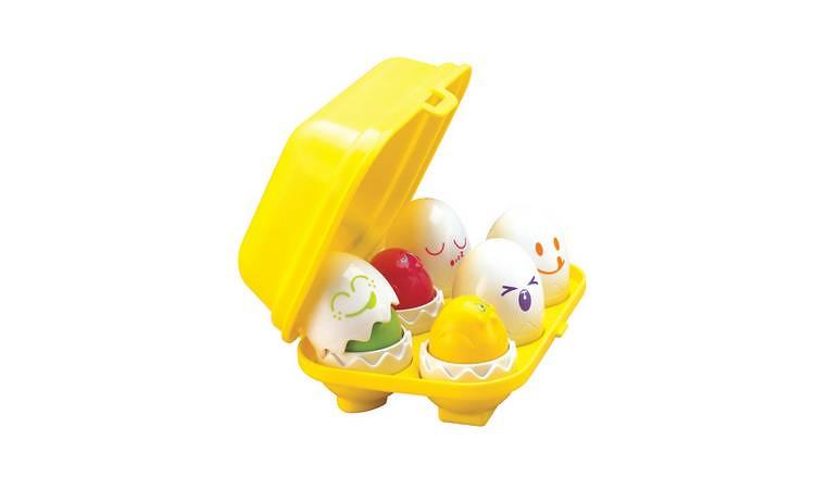 TOMY Toomies Hide And Squeak Eggs.