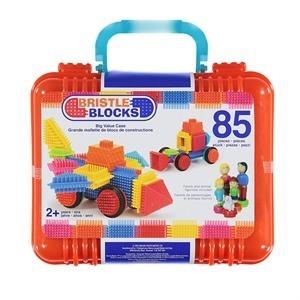 Battat Bristle Blocks, 85 Piece Set.
