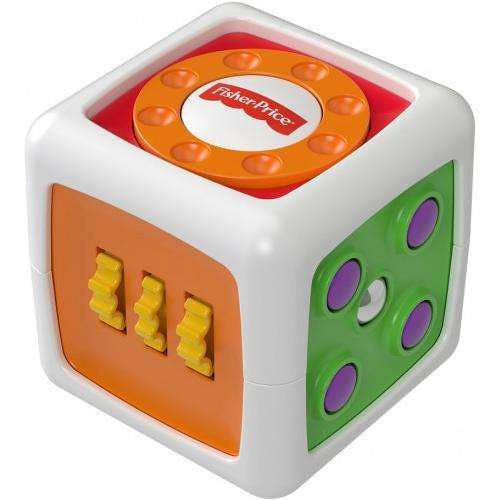 Fisher-Price My First Fidget Cube.